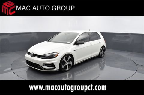 Pre-Owned 2018 Volkswagen Golf R DCC & Navigation 4Motion